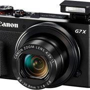 Canon-PowerShot-G7-X-Mark-II-Cmara-digital-compacta-de-201-MP-pantalla-de-3-apertura-f18-28-zoom-ptico-de-42x-video-full-HD-WiFi-color-negro-0-0