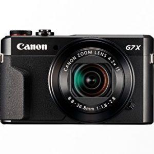 Canon-PowerShot-G7-X-Mark-II-Cmara-digital-compacta-de-201-MP-pantalla-de-3-apertura-f18-28-zoom-ptico-de-42x-video-full-HD-WiFi-color-negro-0