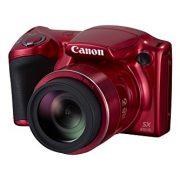 Canon-PowerShot-SX410-IS-Cmara-compacta-de-20-Mp-pantalla-de-3-zoom-ptico-40x80x-estabilizador-ptico-grabacin-de-vdeo-HD-roja-0-1
