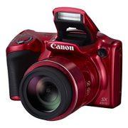 Canon-PowerShot-SX410-IS-Cmara-compacta-de-20-Mp-pantalla-de-3-zoom-ptico-40x80x-estabilizador-ptico-grabacin-de-vdeo-HD-roja-0-2