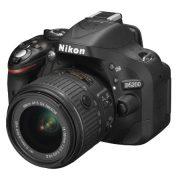 Nikon-D5200-Cmara-rflex-digital-de-241-Mp-pantalla-3-estabilizador-ptico-grabacin-de-vdeo-negro-kit-con-objetivo-Nikkor-AF-S-DX-18-55-mm-f35-VR-II-0-0
