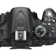 Nikon-D5200-Cmara-rflex-digital-de-241-Mp-pantalla-3-estabilizador-ptico-grabacin-de-vdeo-negro-kit-con-objetivo-Nikkor-AF-S-DX-18-55-mm-f35-VR-II-0-3