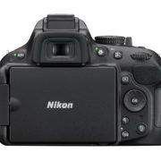 Nikon-D5200-Cmara-rflex-digital-de-241-Mp-pantalla-3-estabilizador-ptico-grabacin-de-vdeo-negro-kit-con-objetivo-Nikkor-AF-S-DX-18-55-mm-f35-VR-II-0-4