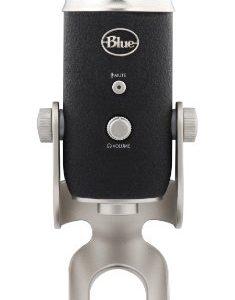 Blue-Microphones-Yeti-Micrfono-de-condensador-USB-multimodo-color-gris-y-negro-0