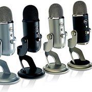 Blue-Microphones-Yeti-Micrfono-para-ordenador-USB-16-bit-48-KHz-16-ohms-20-Hz-20-kHz-color-plateado-0-7