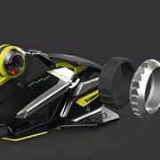 Mad-Catz-RAT-Pro-X-Ratn-gaming-10-botones-8200-DPI-USB-negro-y-gris-0-2