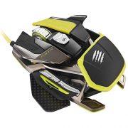 Mad-Catz-RAT-Pro-X-Ratn-gaming-10-botones-8200-DPI-USB-negro-y-gris-0-6