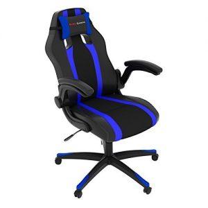 Mars-Gaming-MGC2-Silla-Asiento-acolchado-Respaldo-acolchado-Negro-Azul-Negro-Azul-Negro-Poliuretano-0