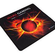 Mars-Gaming-MMP0-Alfombrilla-de-ratn-gaming-alta-precisin-con-cualquier-ratn-base-de-caucho-natural-alta-comodidad-caucho-universal-20-x-22-cm-negro-y-roja-0-0