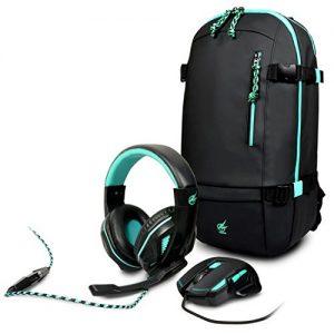Port-Arokh-Paquete-de-2-ratones-auriculares-mochila-gaming-0