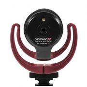 Rode-VideoMic-Go-Micrfono-de-condensador-para-cmara-DSLR-color-negro-0-0