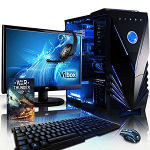 VIBOX-Apache-Paquet-9S-Gaming-PC-41GHz-AMD-FX-6-Core-CPU-GPU-GTX-1050-Ti-Avanzado-Ordenador-de-sobremesa-para-oficina-Gaming-paquete-con-juegos-3-Incluso-DOOM-con-monitor-Iluminacin-interna-azul-35GHz-0