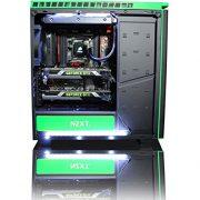 VIBOX-Legend-32-Ordenador-para-gaming-27-Intel-i7-5960X-32-GB-de-RAM-3-TB-de-disco-duro-Nvidia-Geforce-GTX-980-Ti-SLI-Windows-10-color-negro-y-verde-Teclado-QWERTY-Ingls-0-2