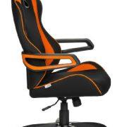 hjh-OFFICE-621842-RACER-PRO-II-Silla-gaming-y-oficina-tejido-negro-naranja-0-1