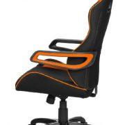hjh-OFFICE-621842-RACER-PRO-II-Silla-gaming-y-oficina-tejido-negro-naranja-0-10