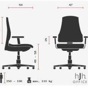hjh-OFFICE-621842-RACER-PRO-II-Silla-gaming-y-oficina-tejido-negro-naranja-0-18
