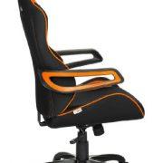 hjh-OFFICE-621842-RACER-PRO-II-Silla-gaming-y-oficina-tejido-negro-naranja-0-2