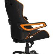 hjh-OFFICE-621842-RACER-PRO-II-Silla-gaming-y-oficina-tejido-negro-naranja-0-3