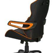 hjh-OFFICE-621842-RACER-PRO-II-Silla-gaming-y-oficina-tejido-negro-naranja-0-9