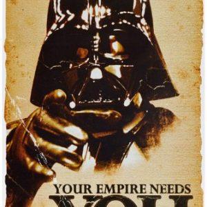 1art1-52077-Star-Wars-Pster-de-Tu-imperio-te-necesita-91-x-61-cm-en-ingls-0