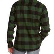 Dickies-Streetwear-Male-Shirt-Sacramento-Camiseta-Camisa-deportivas-para-hombre-color-verde-pine-green-talla-Small-0-0
