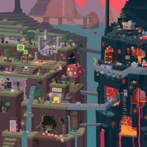 Empire-Pster-de-juego-Minecraft-0