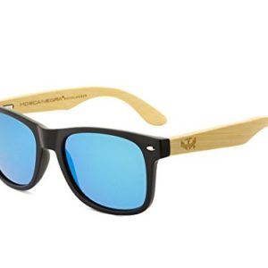 Gafas-de-madera-MOSCA-NEGRA-modelo-MIX-SOLID-BLACK-and-ICE-BLUE-wood-sunglasses-0