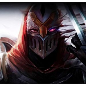League-of-Legends-Poster-LOL-Zed-A3-42x30-cm-A-0