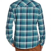 ONeill-LM-Violater-Flannel-Shirt-Camisa-para-hombre-color-azul-desgastado-talla-S-0-0