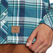 ONeill-LM-Violater-Flannel-Shirt-Camisa-para-hombre-color-azul-desgastado-talla-S-0-1