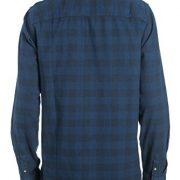 Rip-Curl-Check-It-Ls-Shirt-Camisa-para-hombre-color-azul-talla-S-0-1