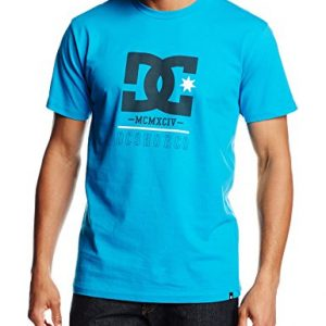 DC-Shoes-RACKETT-SS-M-TEES-BNS0-Camiseta-Hombre-Bleu-Blue-Jewel-Medium-0